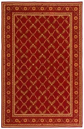 Safavieh Red Wilton Wil324 Rug Traditional Rectangle 8 6 X 11
