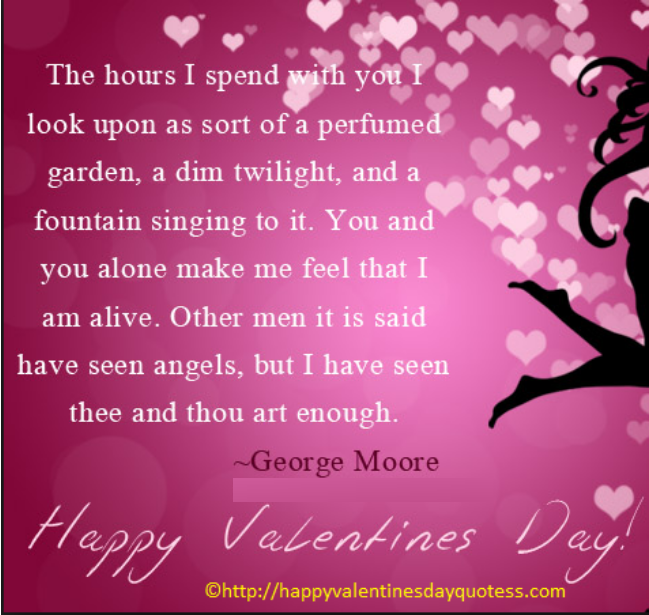 Short Valentines Day Sayings Valentine Day Images With Quotes 2019