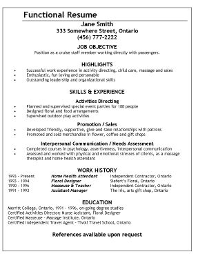 Resume Skills And Abilities Resume Skills And Abilities  Httpwwwresumecareerresume
