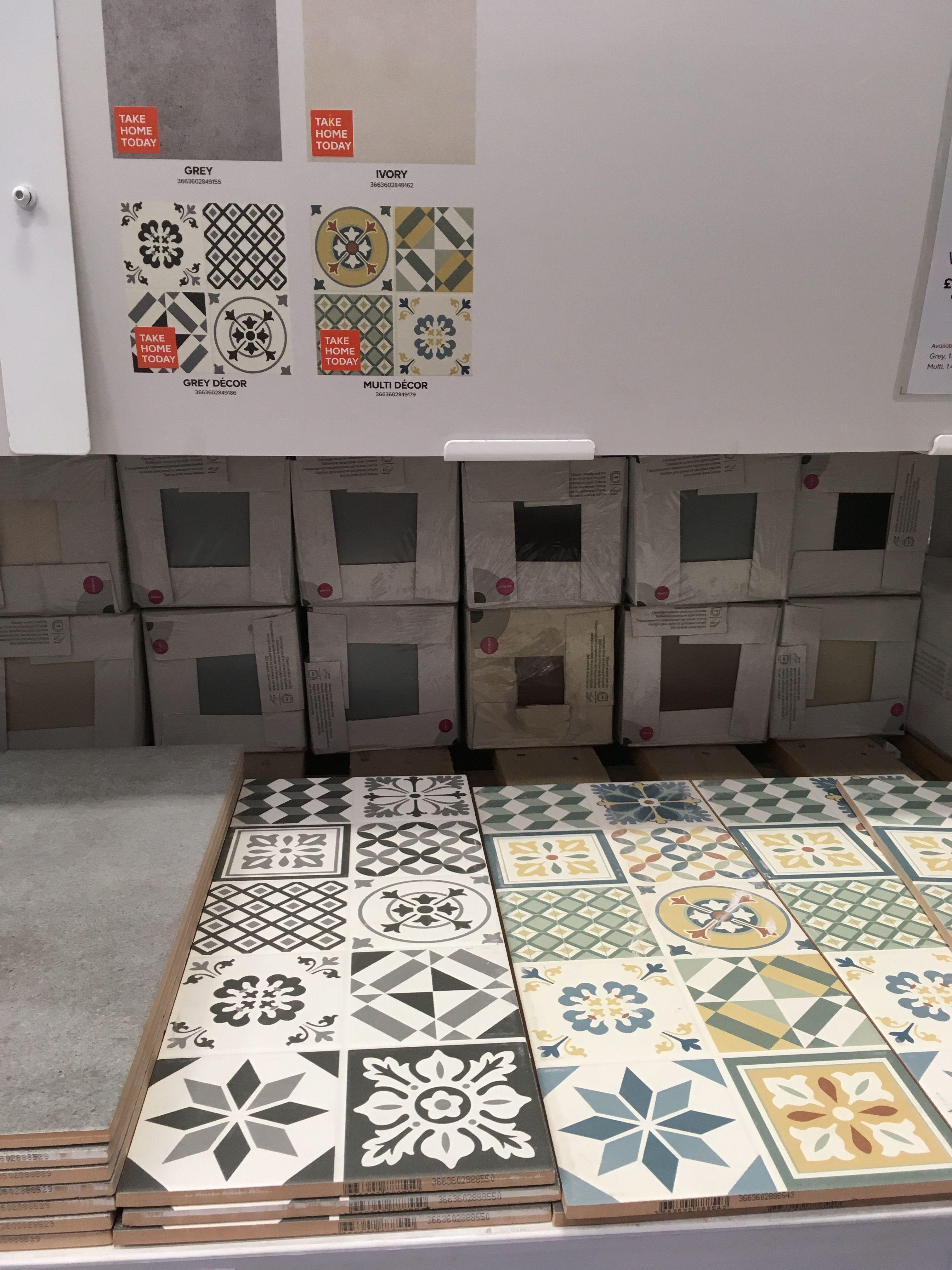 Kitchen Floor Tiles B Q   Kitchen Backsplash   B\U9Amp Q   Makeover