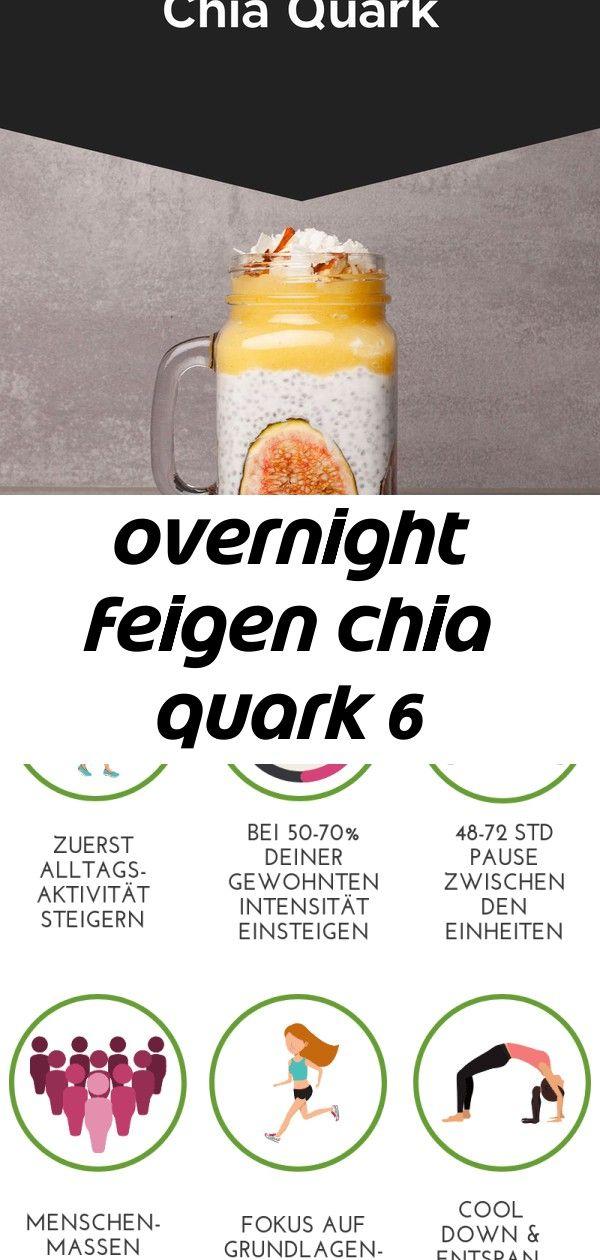 Overnight feigen chia quark 6 Ein ÜberNachtWunder der ganz besonderen Art Der Overnight Feigen Chia Quark vereint sich in deinem Kühlschrank über Nacht zu...