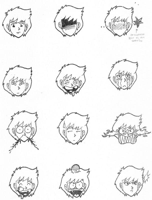 aprender a dibujar anime  Buscar con Google  Dibujotecnicas