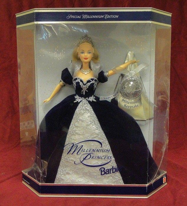 Millenium Princess Barbie Collector Doll