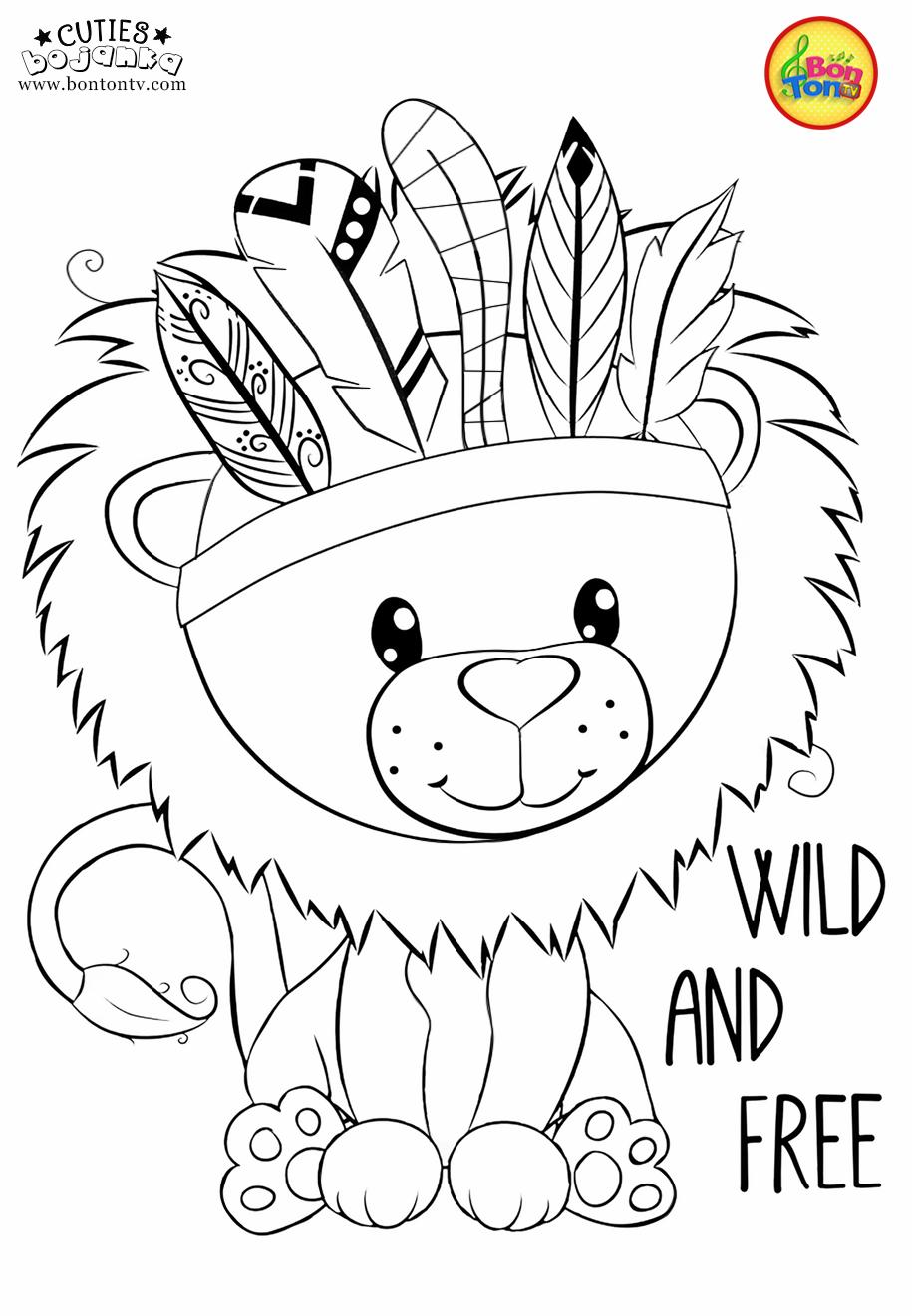 Paginas Para Colorear Para Ninos Gratis Dibujos Para Colorear Para Los Ninos En Edad Pr In 2020 Animal Coloring Books Cute Coloring Pages Kindergarten Coloring Pages