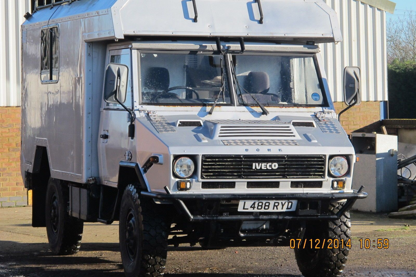 Iveco 40 10 Wm 4x4 Expedition Camper Camper Expedition Vehicle Expedition