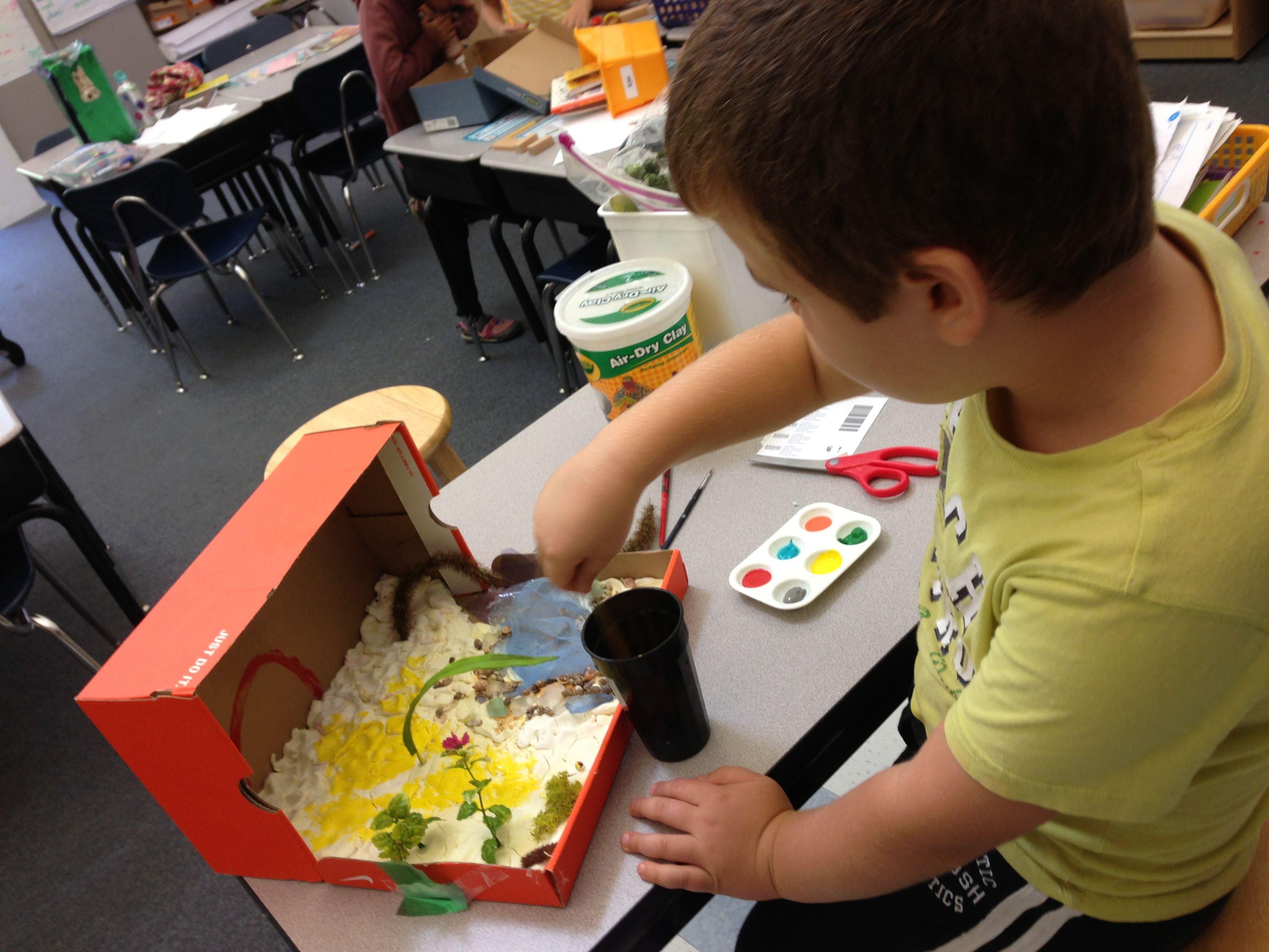 Building Landform Models