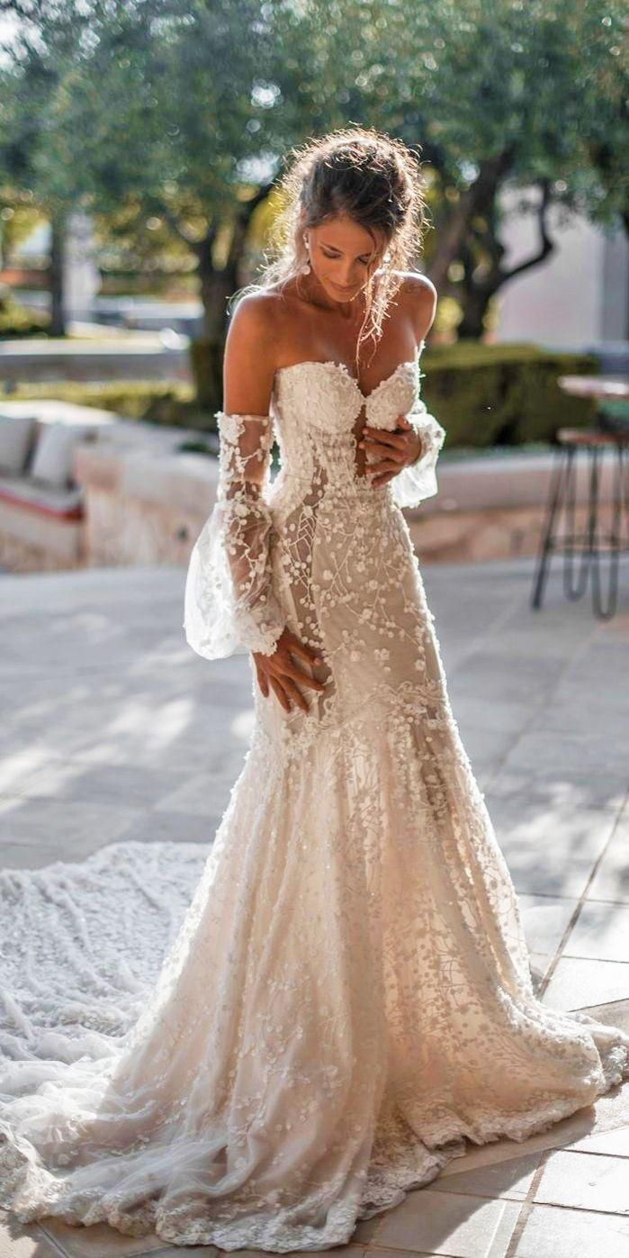 24 Summer Wedding Dresses To Make Your Celebration Great #fitness #wedding #summer #great #dresses #...