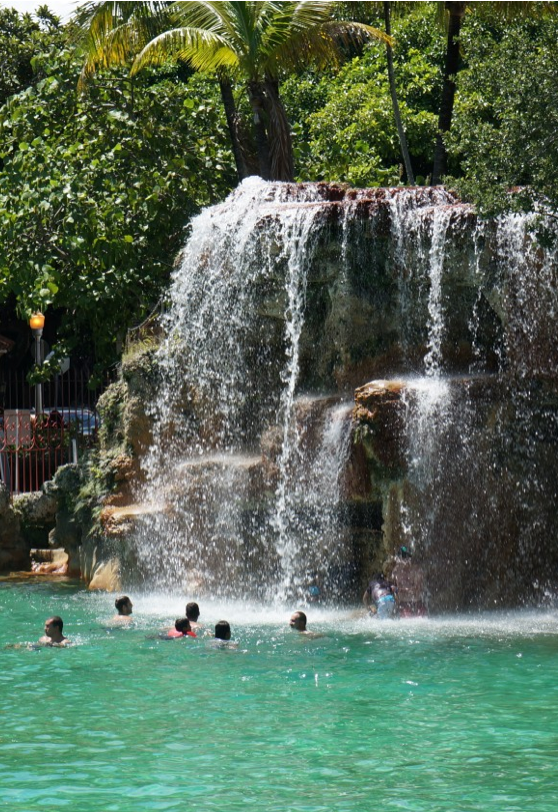 The venetian pool a hidden gem in coral gables florida for Honda coral gables