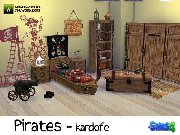 Explore Pirate Bedroom, Childs Bedroom, And More!
