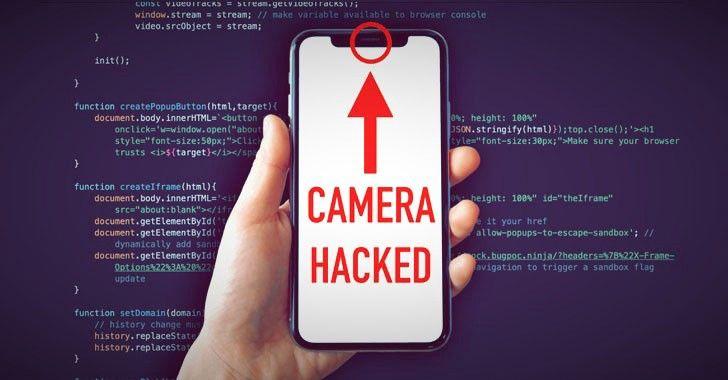 Mac Camera Hacked