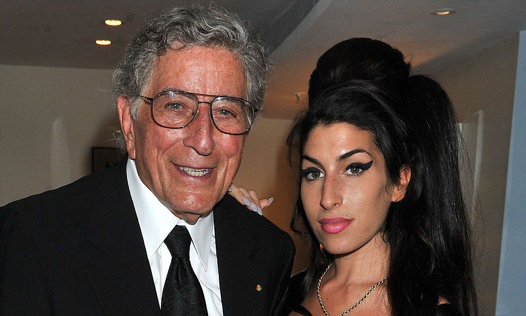 Amy S Swansong Tony Bennett On The Poignant Duet He Made With Amy Winehouse That Turned Out To Be Her Final Recording Amy Winehouse Winehouse Amy