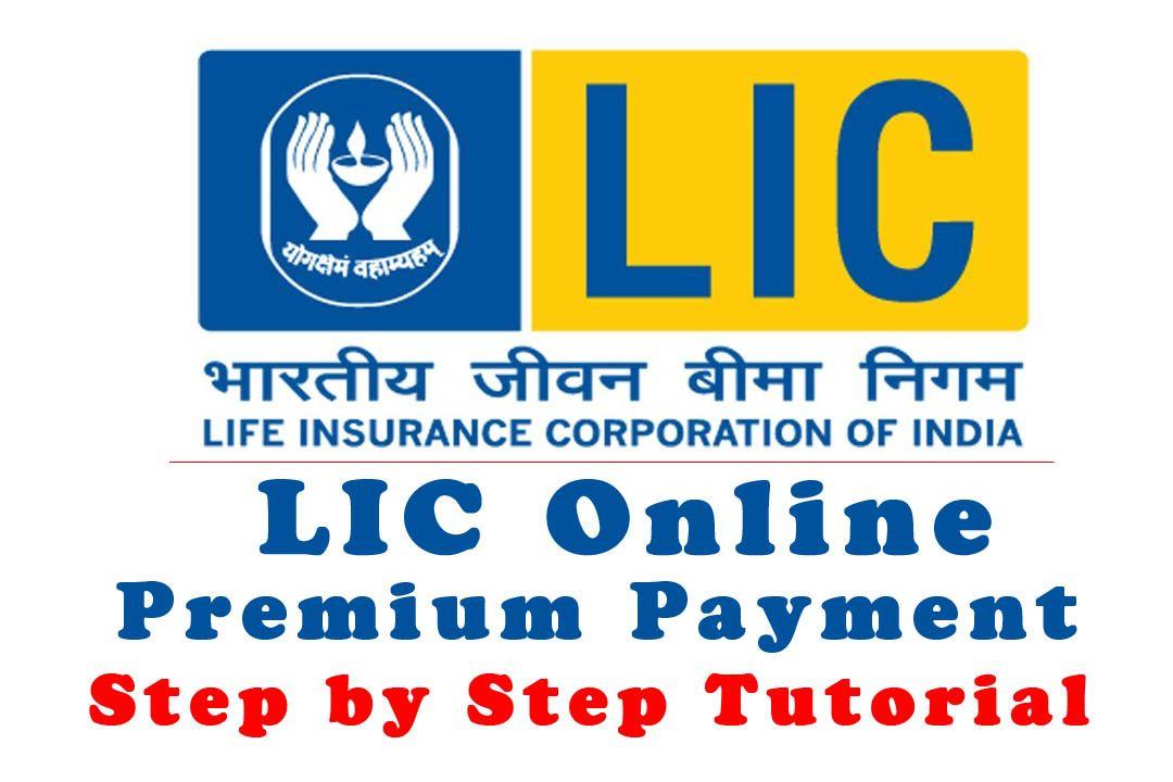 Lic Online Premium Payment Payment Online Premium