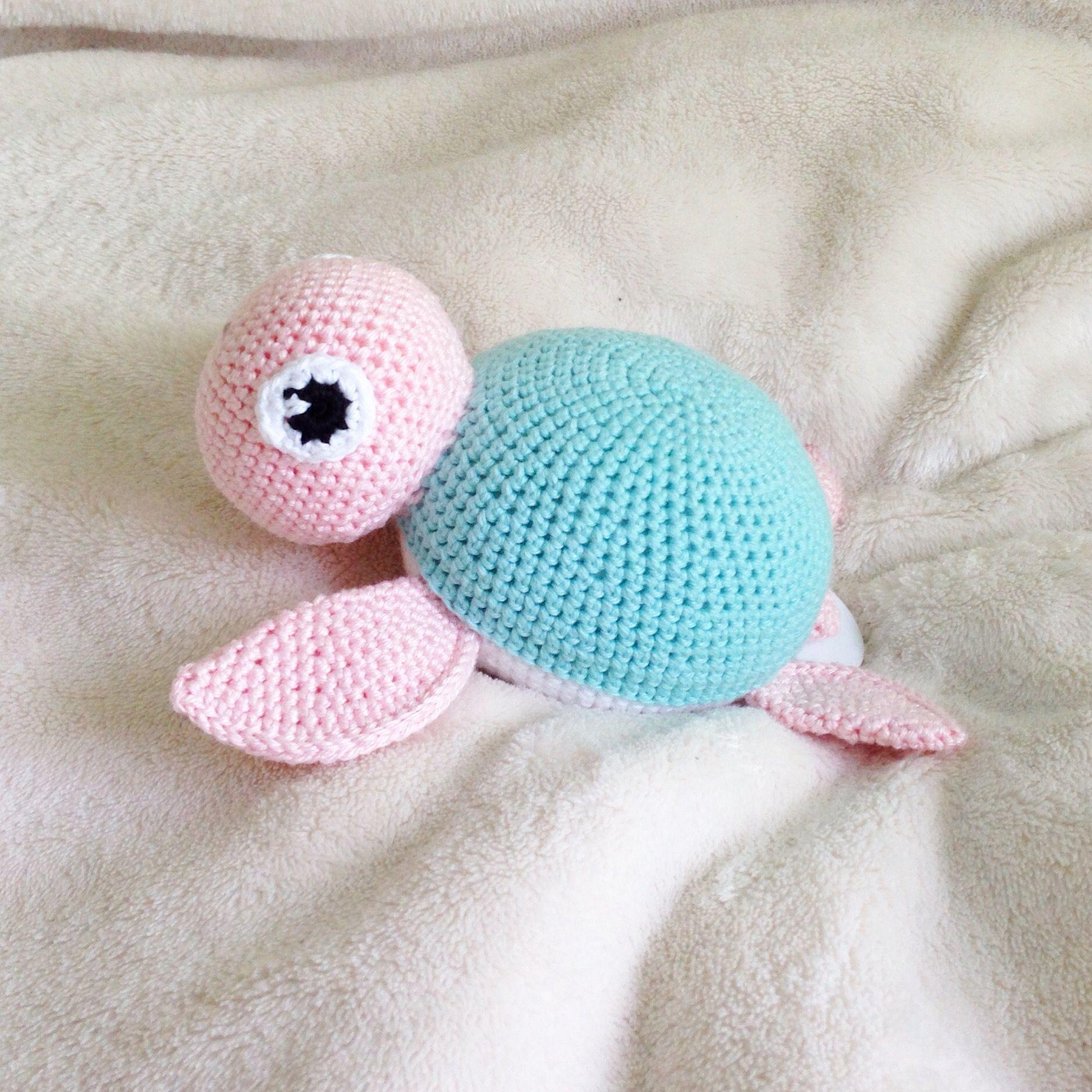 Schildkröte Häkeln Kostenlos Anleitung Häkeln Für Babys Spieluhr