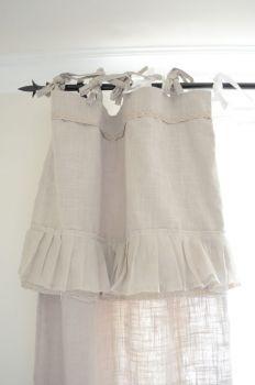Schwedische gardinen stoffe  Shabby Rose Onlineshop - schwedische gardinen, bestickte Gardinen ...