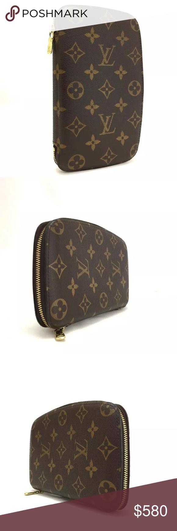 5095b50fe1f0 Louis Vuitton Monogram Geode Zippy Organizer Authentic. Excellent  condition. Louis Vuitton Bags Wallets