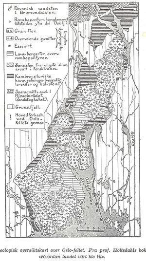 oslo kart google geologi kart oslo   Google søk | kart til insp | Pinterest | Oslo oslo kart google