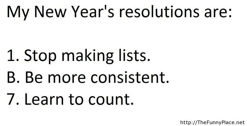 new year\'s resolutions 2014 - Google Search | Thinks Eye Like ...