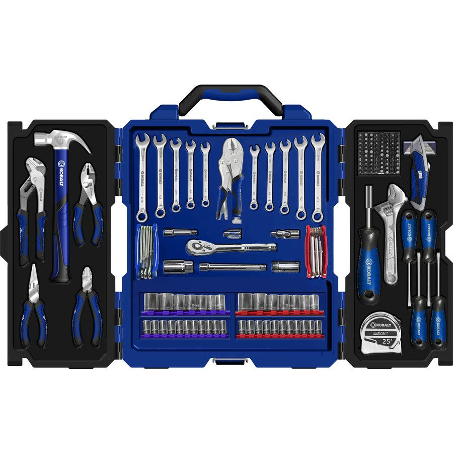 Dad will love this 200-piece mechanic\'s tool set. | Father\'s Day ...