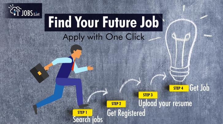 Find Your Future Jobs It Jobs List List Of Jobs Future Jobs Job Search
