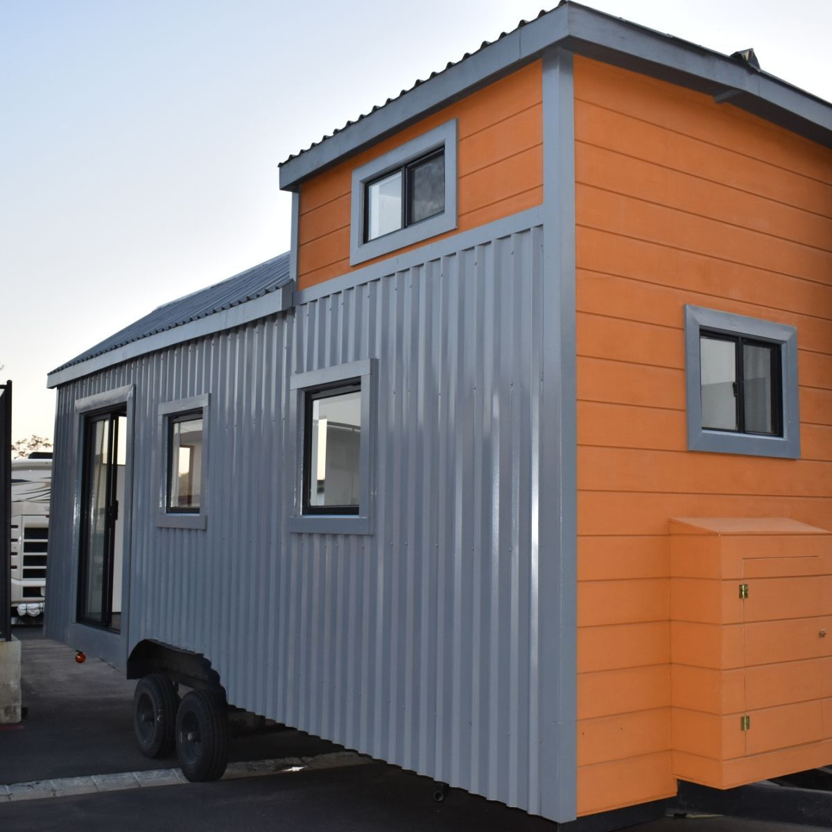 Pleasing 30 X 8 And 290Sq Ft Tiny Home Tiny House For Sale In Download Free Architecture Designs Xaembritishbridgeorg