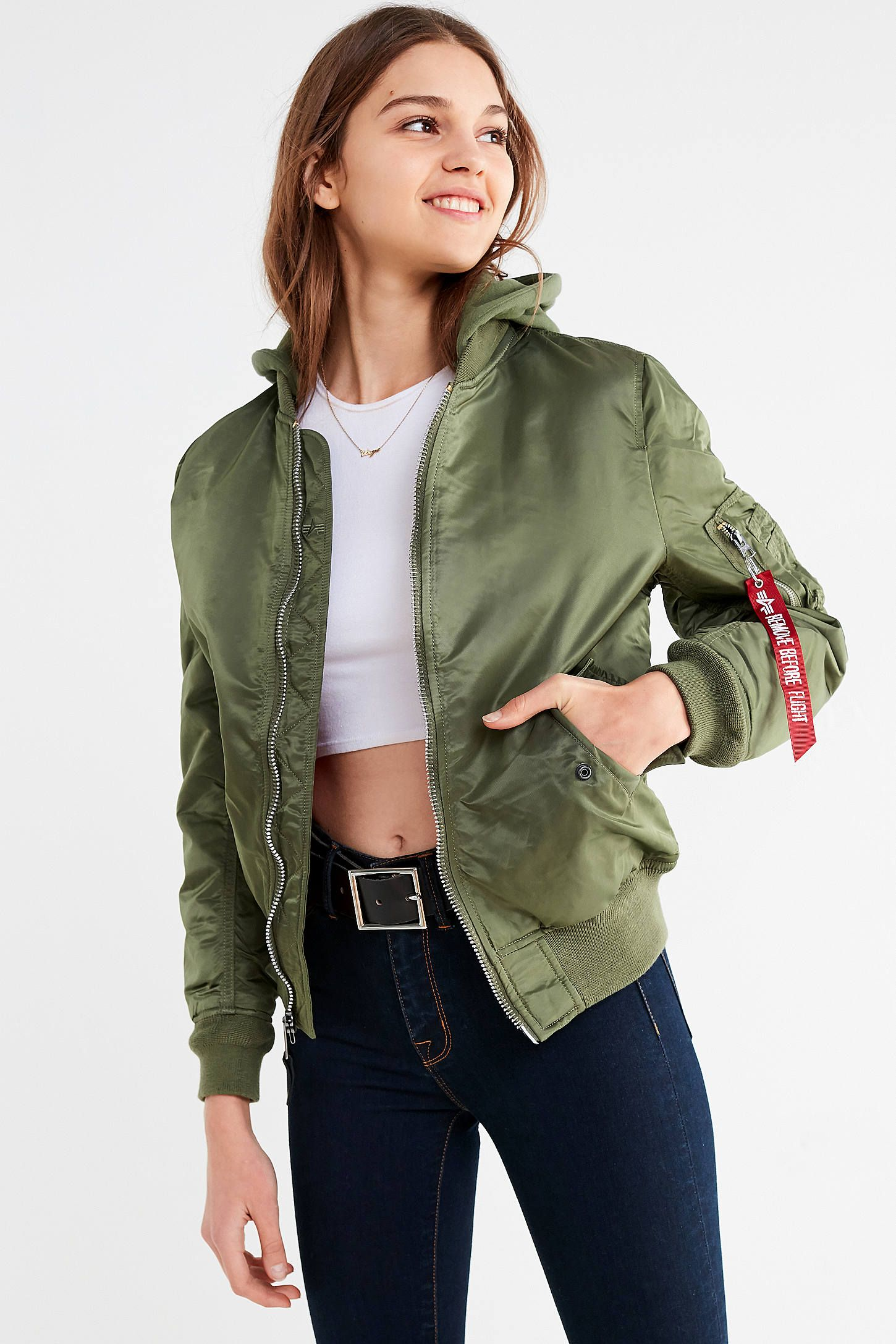 364839b93 Alpha Industries MA-1 Natus Bomber Jacket in 2019 | My style ...