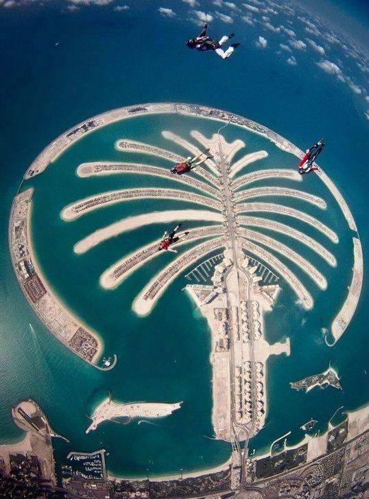 Interesting Facts About The Palm Islands In Dubai   Architectures   Dubai urlaub、Dubai、Schöne ...