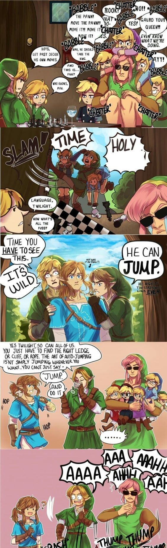 Pin by TropicalLeopard on Anime funny in 2020 Legend of