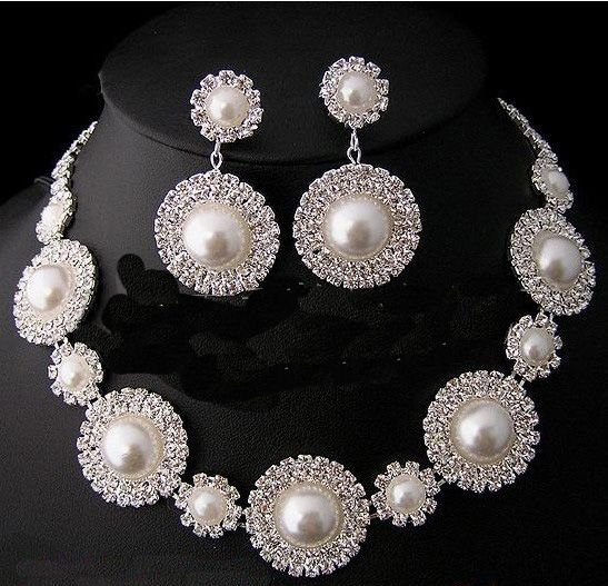 wedding jewelry sets for brides Wedding Bridal Jewelry Necklace