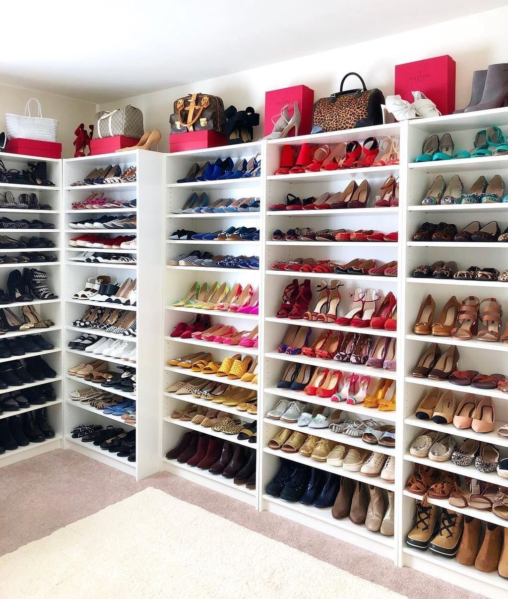 30+ Simple Custom Closet Design Ideas For Your Home