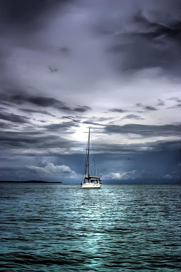 Storm Approaching - Off the Coast of Panama | Find Relaxation In Every Minute | View Deals!