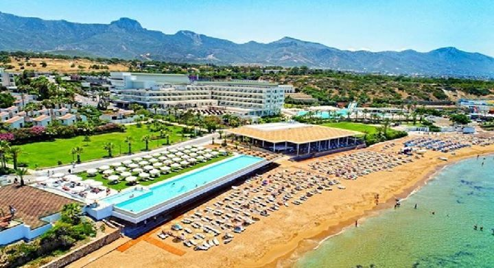 Acapulco Beach Resort In Kyrenia Northern Cyprus