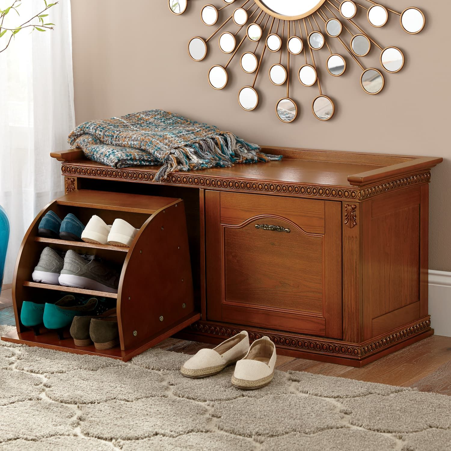 Marvelous Signature Shoe Storage Bench Wants In 2019 Bench With Bralicious Painted Fabric Chair Ideas Braliciousco