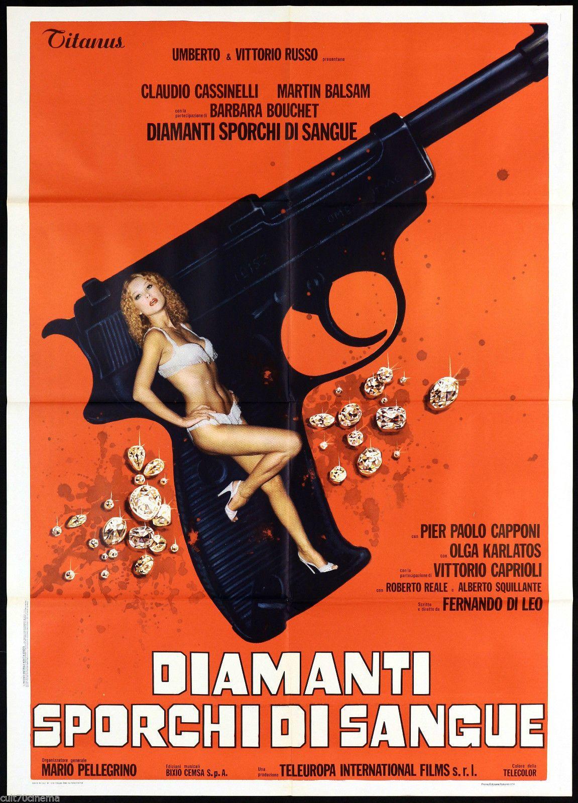 Blood & Diamonds (1977) (Italy) (Fernando Di Leo)