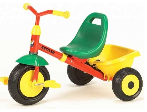 Kettler air junior tricycle toy.