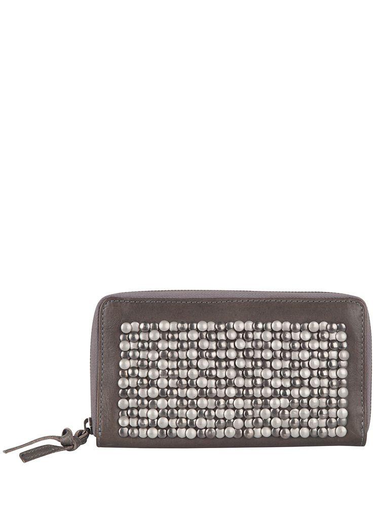 659a59b00ba Cowboysbag Damesportemonnee - Grey | Kamp Lederwaren | Pinterest ...