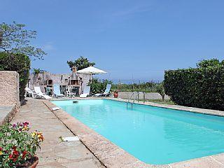 Ferienhaus 5 Schlafzimmer | Ferienhaus Olive In San Nicolao Korsika 10 Personen 5