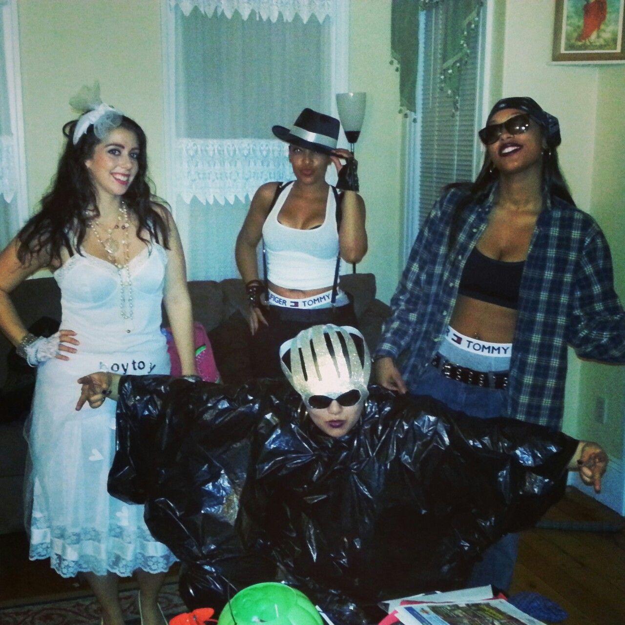 Madonna, Mya, Aaliyah, Missy Elliot in 2019 Missy elliot