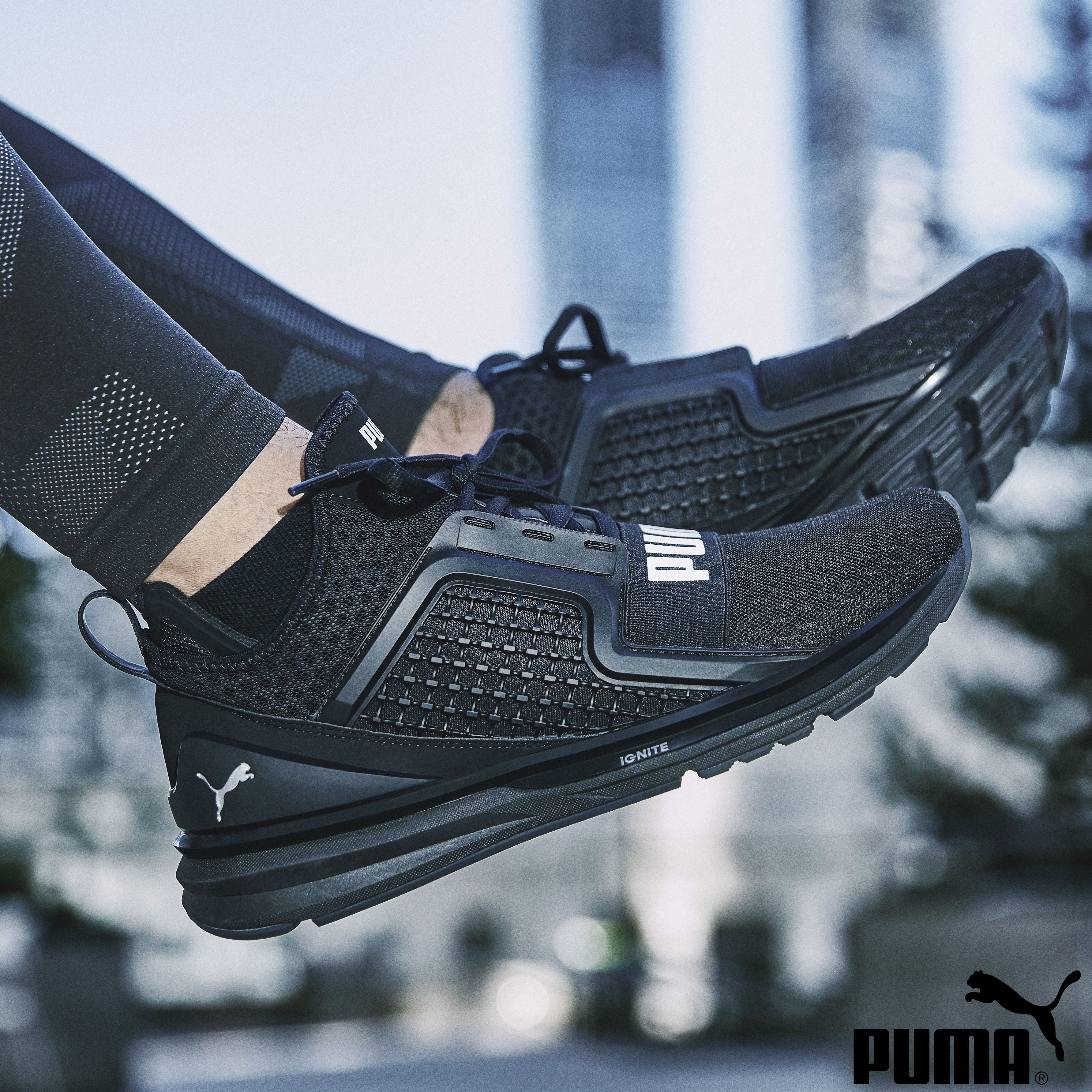 sneakers homme puma ignite limitless homme