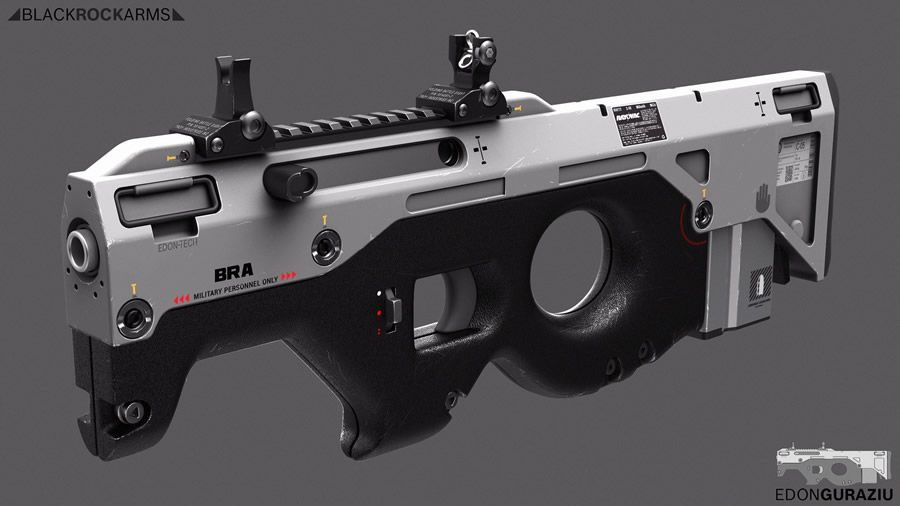 Cool Futuristic Weapon Designs | concept art | Weapons ...