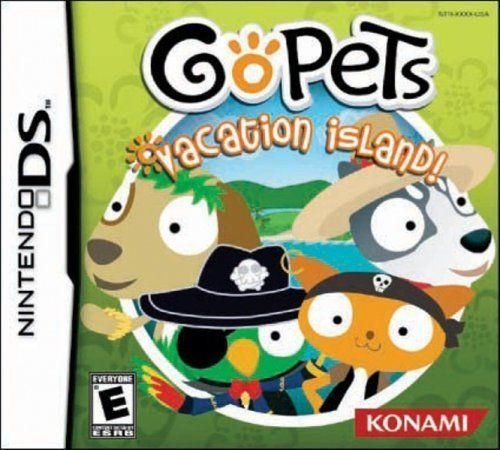Go Pets Vacation Island Nintendo Ds Products Ds Games Pets