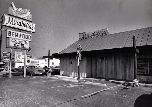 Mirabella S Fish Company Restaurant Tampa Vintage