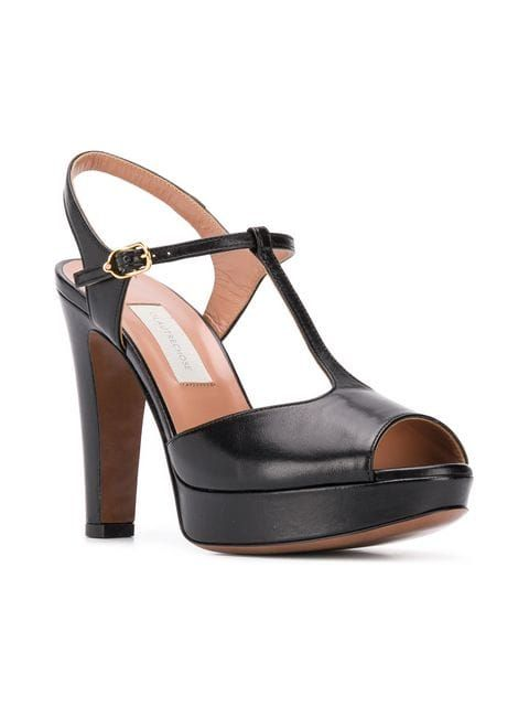 ecf83d75dbf L Autre Chose T-strap Sandals in 2019