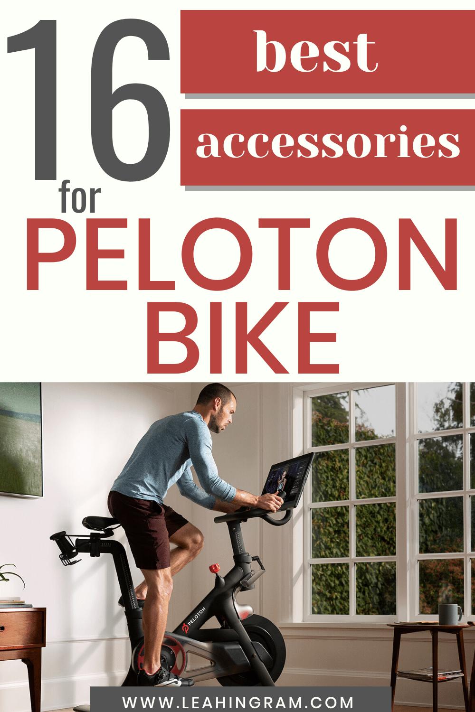 16 Best Peloton Accessories You Must Buy Peloton Bike Bike At Home Gym