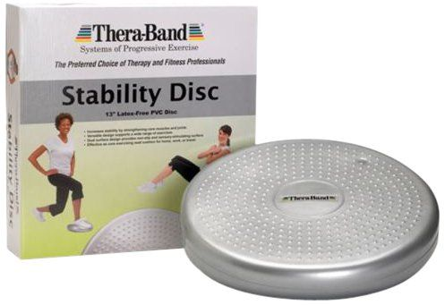 Theraband Stability Trainer For Balance Trainers Training Rehab Fall Prevention And Sports Performance Enhancement Theraband Therapy Equipment Balance Trainer