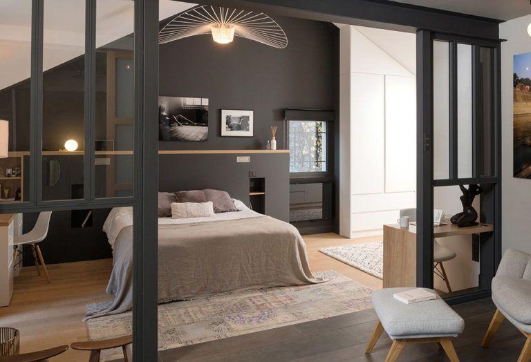 espace r v marion lanoe architecte d 39 int rieur et d coratrice lyon en 2019 chambre loft