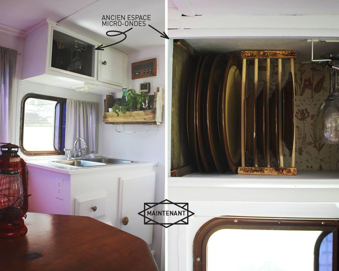 Road Trip - Van Life - Travel - Voyage - RV Interior ...