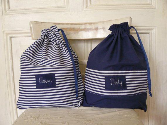 voyage sacs linge sacs pour les rayures des choses. Black Bedroom Furniture Sets. Home Design Ideas