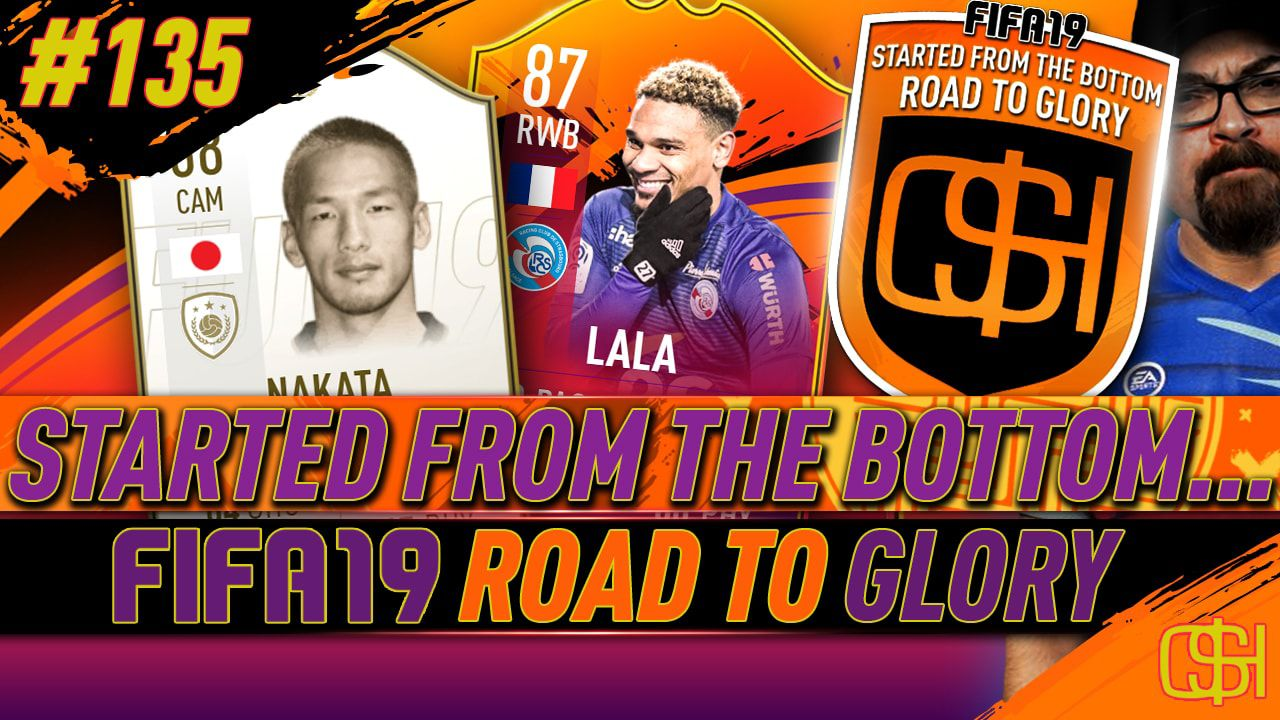FIFA 19 HEADLINERS LALA AND PRIME ICON NAKATA DEBUT I FIFA