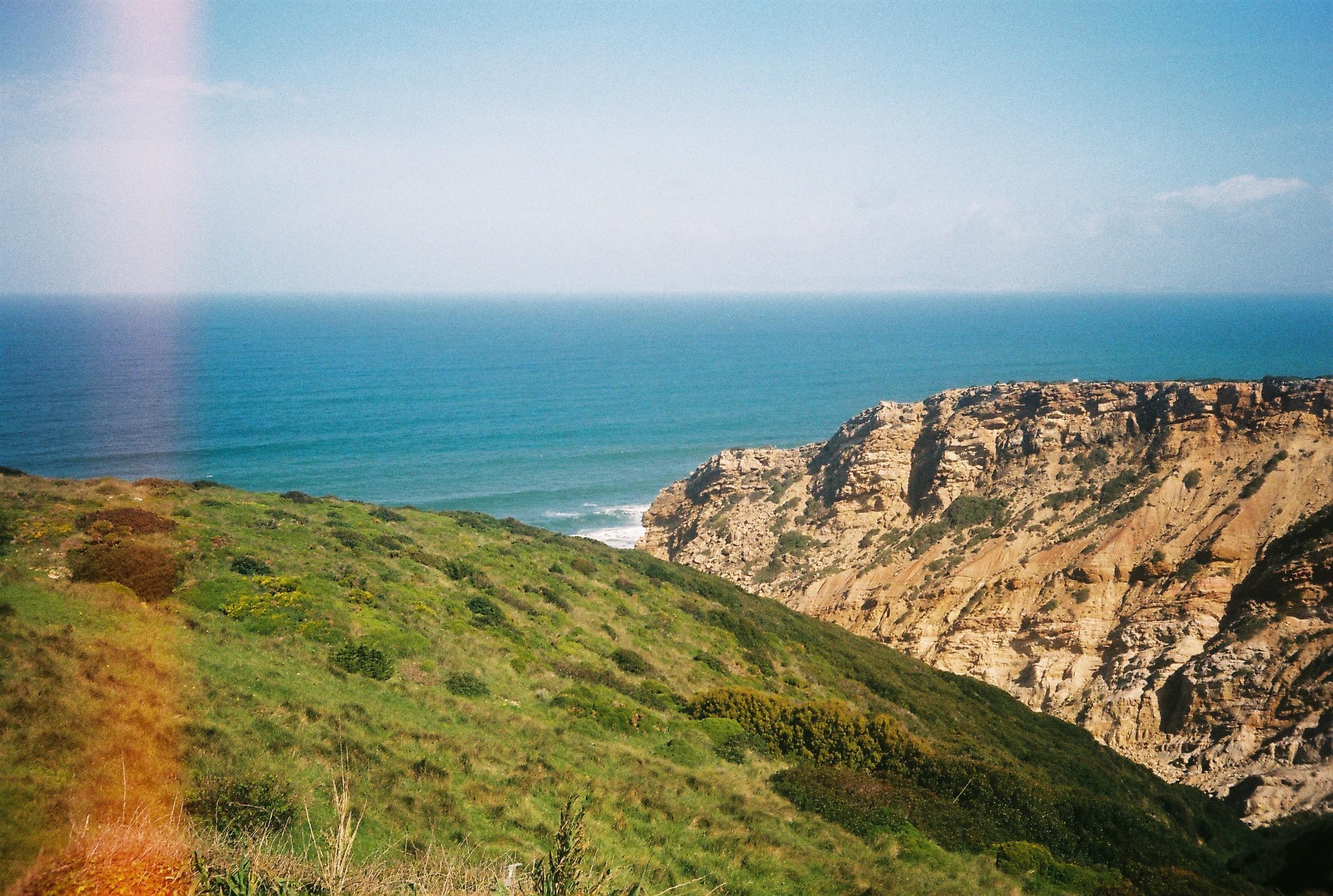 Cabo Espichel Portugal On A 35mm Camera Unedited Oc 2433x1637 35mm Camera Cabo Landscape Photographers