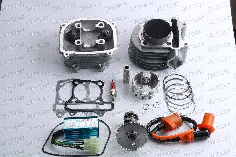 Chinese Scooter 150cc Big Bore 58 5 mm GY6 Cylinder Kit A11 Cam
